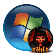 Diablo 2 не запускается на Windows 7