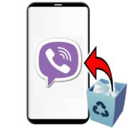 Как восстановить Вайбер на телефоне