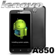 Прошивка Lenovo A850