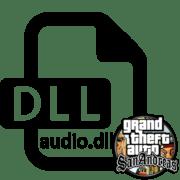 Скачать audio.dll для GTA San Andreas