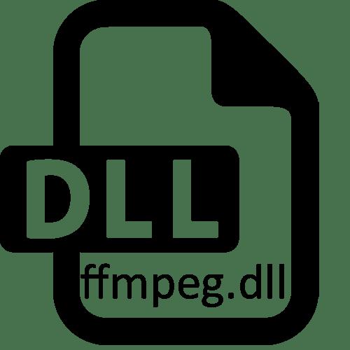 Скачать ffmpeg dll