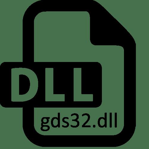 Скачать gds32 dll