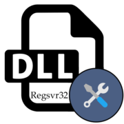 Как зарегистрировать regsrv32 dll