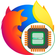 Mozilla Firefox грузит процессор