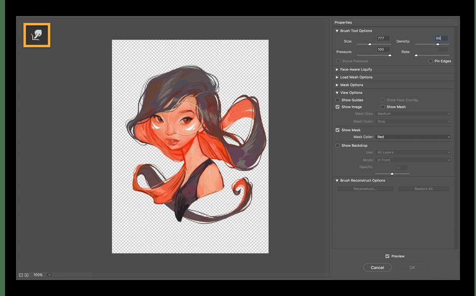Использование программы Adobe Photoshop для рисования на компьютере