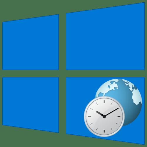 Как поменять время на Виндовс 10