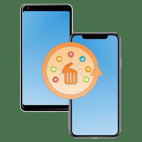 Как восстановить удаленное приложение на телефоне
