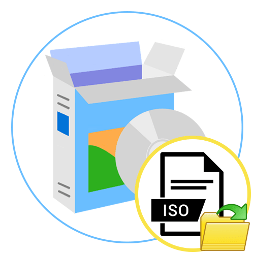 Программы для чтения образов ISO
