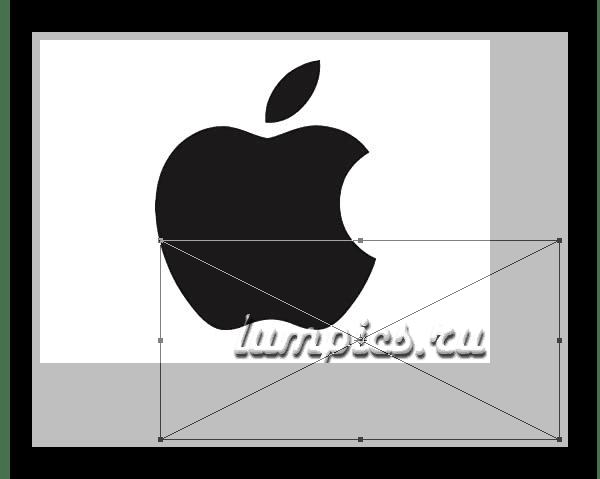 Создание водяного знака через программу Adobe Photoshop