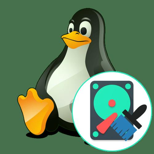 Форматирование диска в Linux