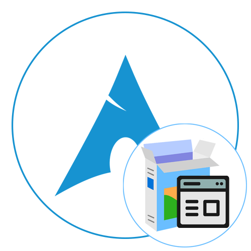 Графический установщик ArchLinux