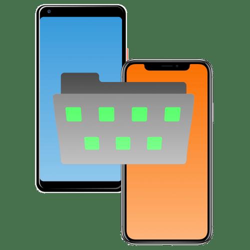 Как создать папку на телефоне