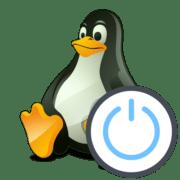 Команда выключения Linux