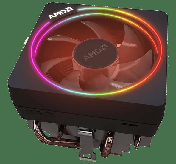 Кулер Wraith Prism от компании AMD