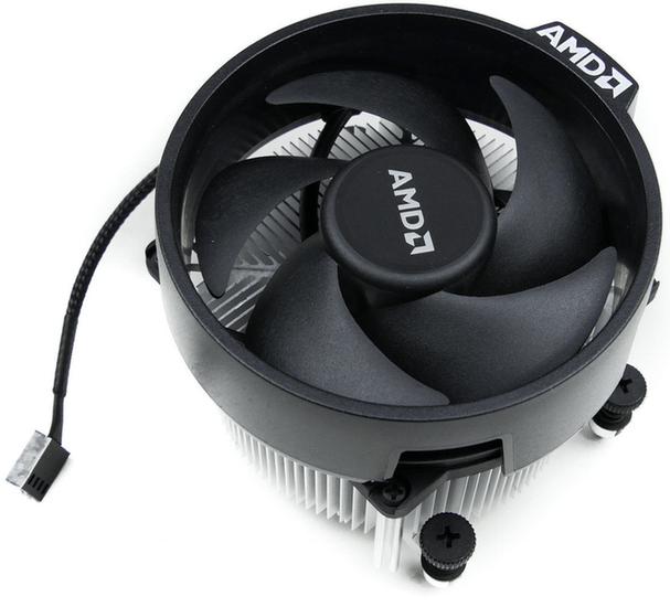 Кулер Wraith Stealth от AMD