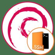 Настройка SSH в Debian