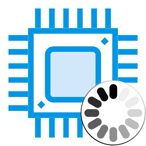 Почему процессор не работает на полную мощность