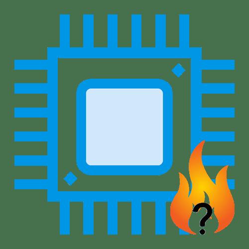 Признаки сгоревшего CPU