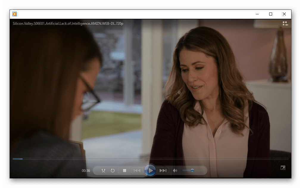 Программа для воспроизведения видео в MP4 Windows Media Player