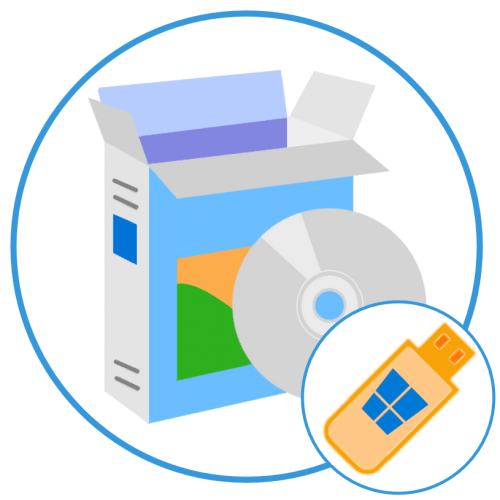 Программы для установки Виндовс 10 на флешку
