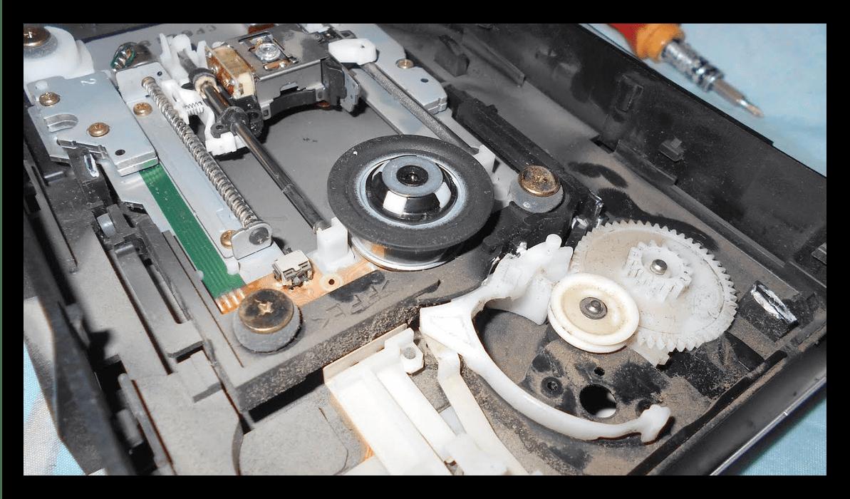 Проверка DVD-привода для решения проблем с драйвером носителя