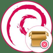 Удаление пакетов в Debian