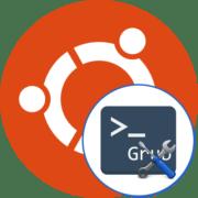 Восстановление Grub в Ubuntu