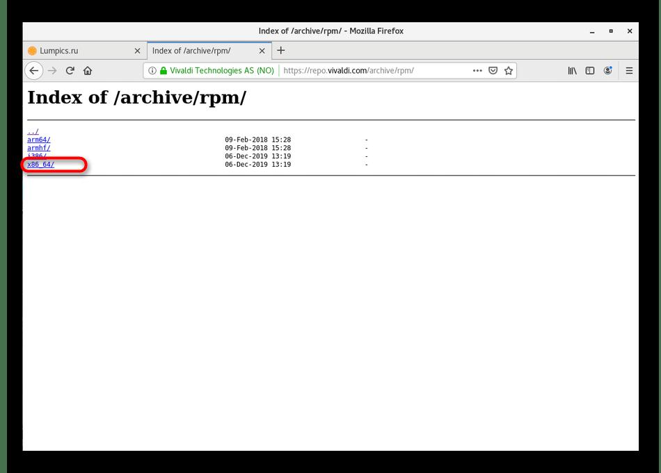Выбор архитектуры при работе с пользовательскими репозиториями в CentOS