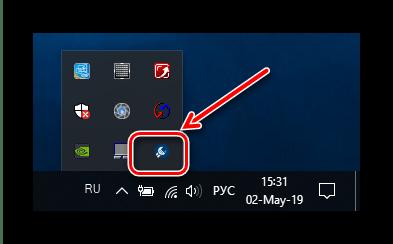 Запуск средства для получения драйверов для Intel Core i5 посредством универсальной утилиты