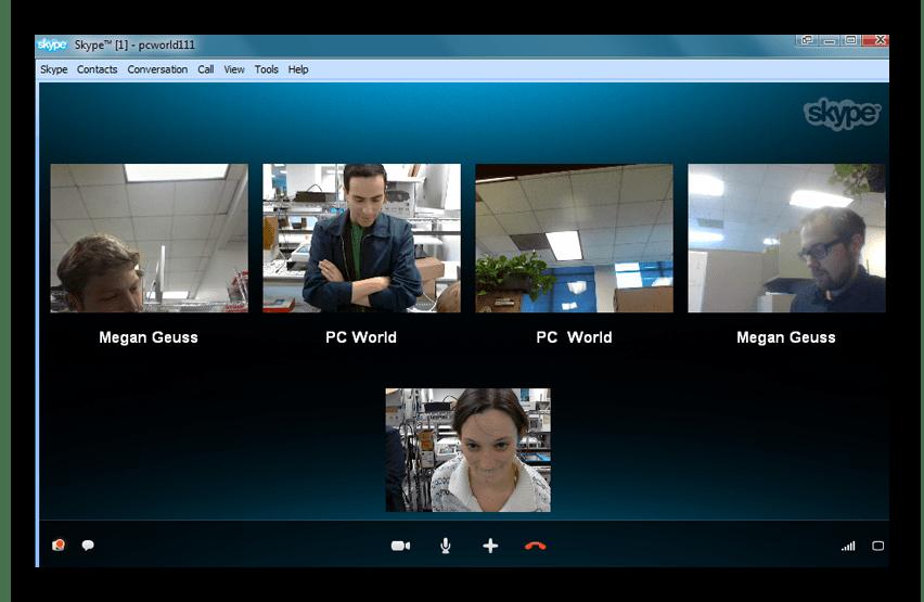 Звонки с компьютера в Skype
