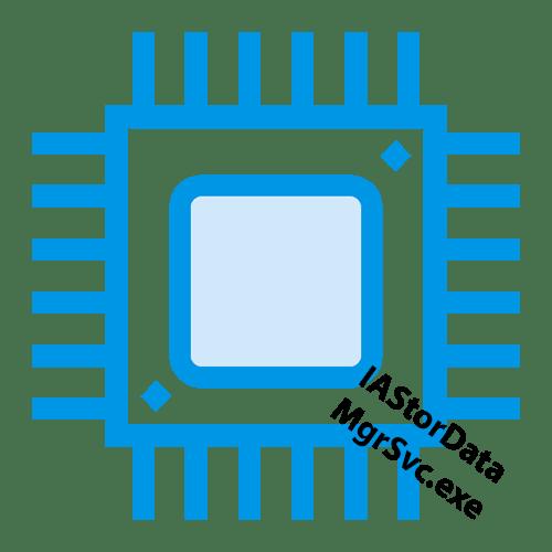 IAStorDataMgrSvc.exe грузит процессор