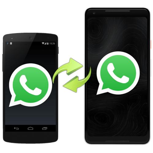 Как перенести WhatsApp с Андроида на Андроид