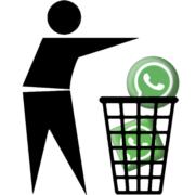 Как удалить ВатсАп с телефона полностью