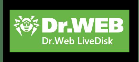 Логотип Dr.Web LiveDisk