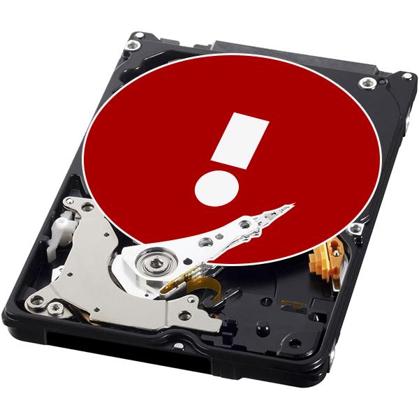 Проблемы с жёстким диском