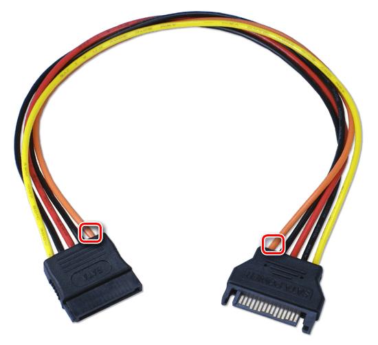 SATA 12-pin