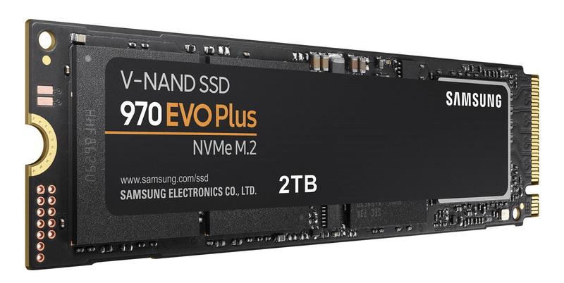 SSD диск, подключающийся по M.2