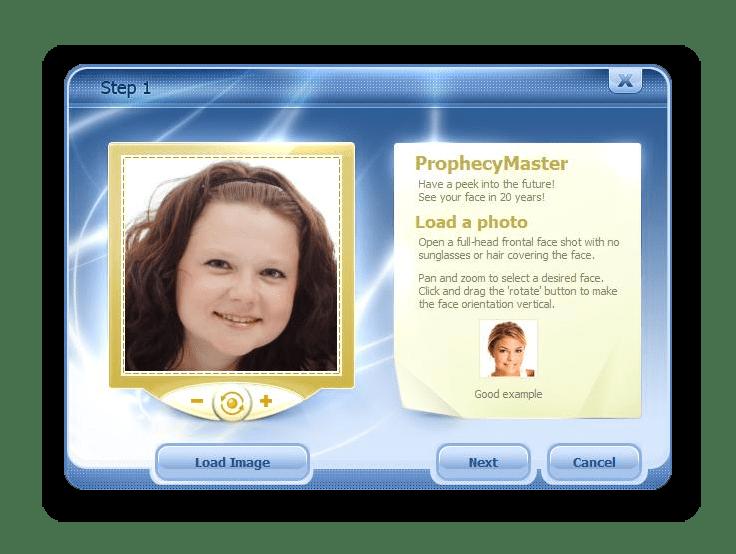 Интерфейс программы ProphecyMaster