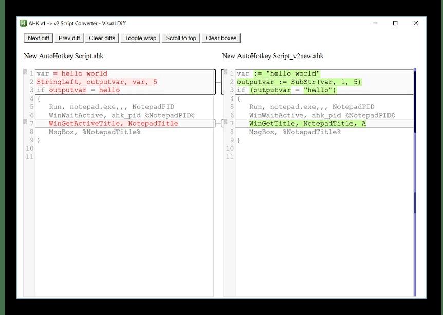 Использование программы AutoHotkey для создания макросов
