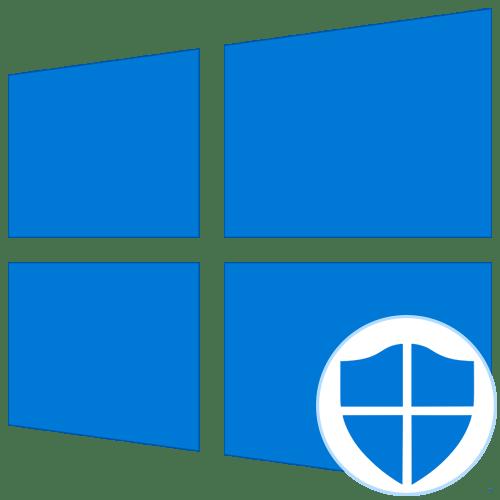Как открыть защитник в Windows 10