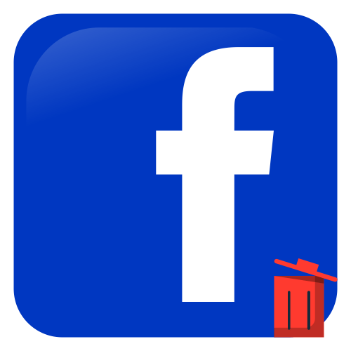Как удалить историю в Facebook