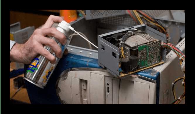 Очистка компьютера для устранения ошибки CLOCK_WATCHDOG_TIMEOUT в Windows 10