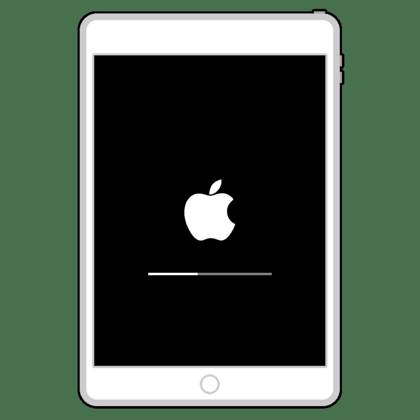 Процедура восстановления iPad в режиме DFU в программе iTunes