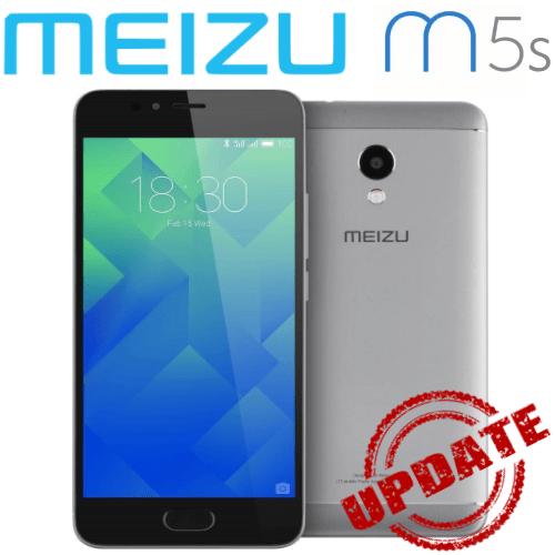 Прошивка Meizu M5s