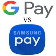 Что лучше Google Pay или Samsung Pay