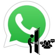 Как вернуться в группу в WhatsApp