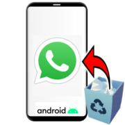 Как восстановить удаленный ВатсАп на телефоне Андроид