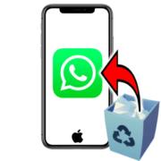 Как восстановить ВатсАп на айФоне