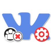 Как забанить группу ВКонтакте