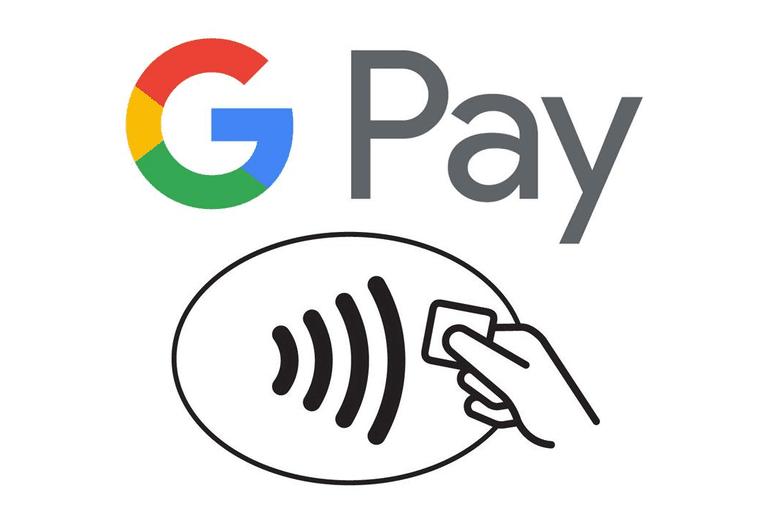 Логотип Google Pay